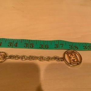 Escada Accessories - Vintage Escada Chain Belt